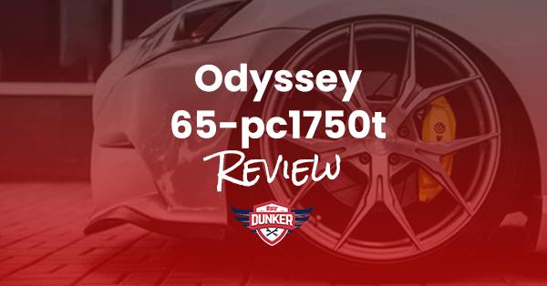 odyssey 65-pc1750t